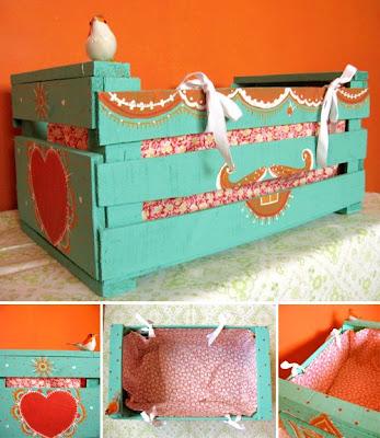 Mis curiosidades cajas de frutas y verduras for Muebles con cosas recicladas
