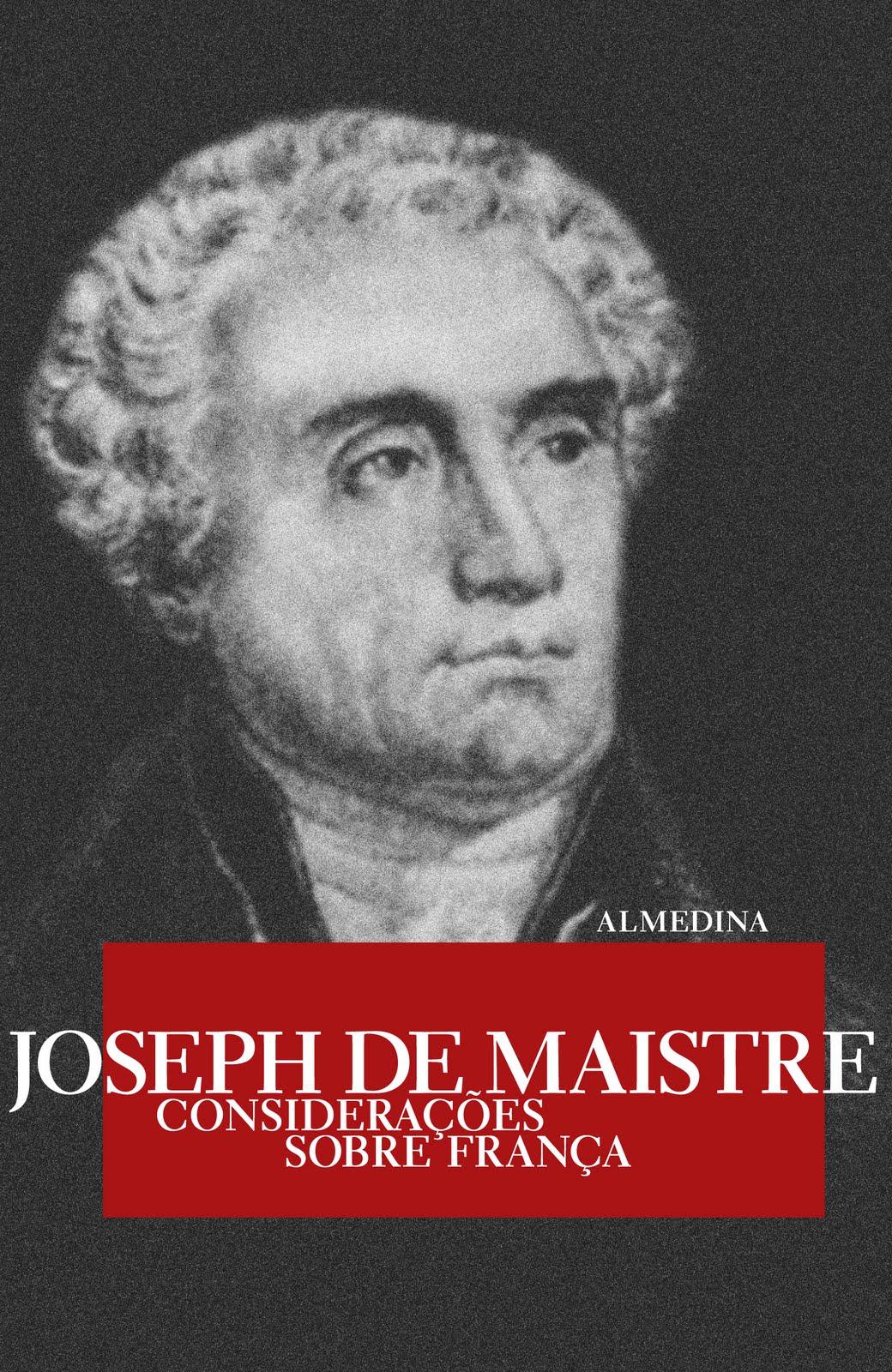 Nesse momento - Livro JosephMaistre