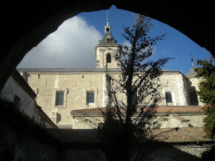 Rascafría, Monasterio de El Paular