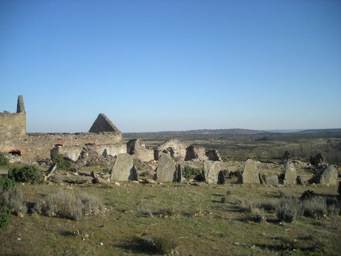 Hiendelaencina, minas de plata