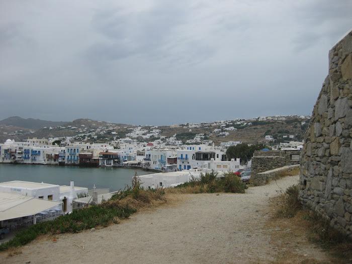 Mykonos, isla de la felicidad