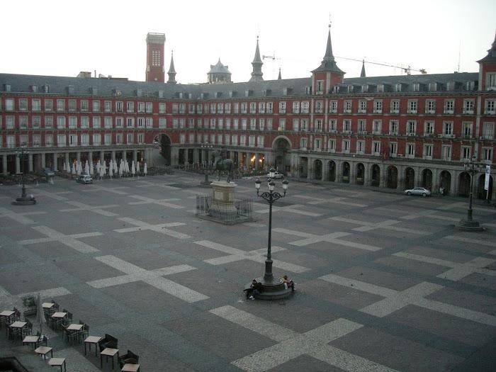 Madrid, la madrugada