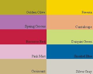 authenticity color trends for spring summer 2008