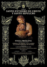 CARTEL FIESTA PRINCIPAL 2008