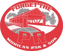 Forget the PR, Mohican Trail 50k and 25k