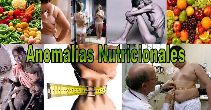 Anomalias Nutricionales