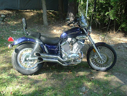 1994 Yamaha Virago xv535s