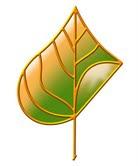 The Folded Leaf