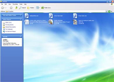 برنامج folder background الرائع الصور كخلفيه folder والتحميل