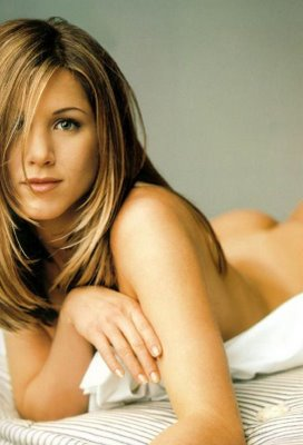 jennifer aniston nude the break up