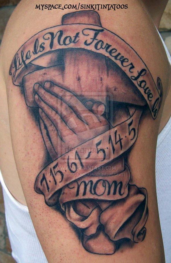 tattoos of crosses. Tattoos of Crosses
