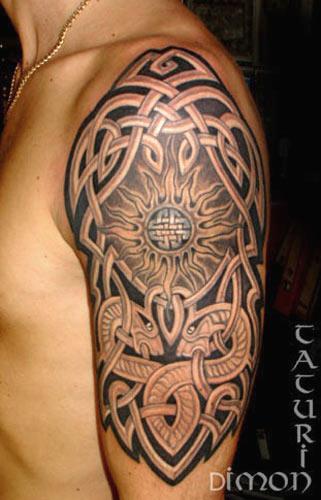 guy tattoos. cool guy tattoos. cool guy