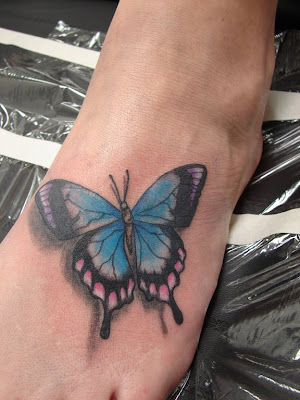 butterfly foot tattoos. utterfly foot tattoos. Butterfly Foot Tattoos; Butterfly Foot Tattoos