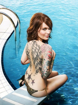 Celebrity Tattoos Design Tattoo Pictures And Information Of Famous