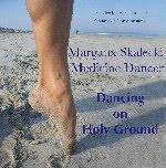 "Margaux Skalecki's CD, ""Dancing on Holy Ground"""