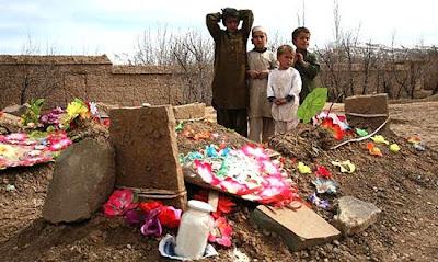 killing Afghani Pregnant women