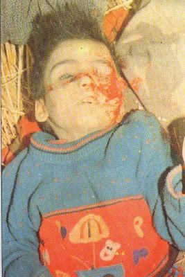 Pakistani Child Dead to Terrorist Attacks