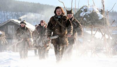 La Rebelión De Un Pueblo Cristiano. Película basada en la revuelta de Kautokeino, al norte de Noruega, en 1825, cuando la comunidad sami se reveló contra la explotación de las autoridades noruegas (también contra la venta de licor, que afectaba a los samis).