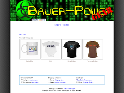 Bauer-Power Gear