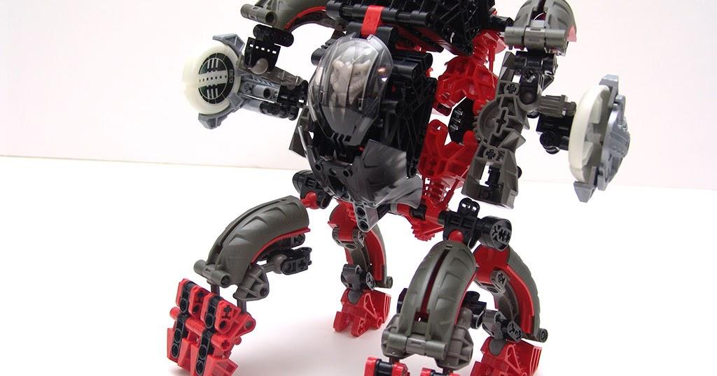 LEGO Bionicle MOC: Bohrok-Kal Titan