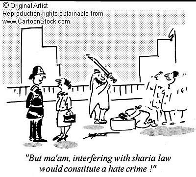 SlantRight: Intro to Warner Critique of Sharia Law