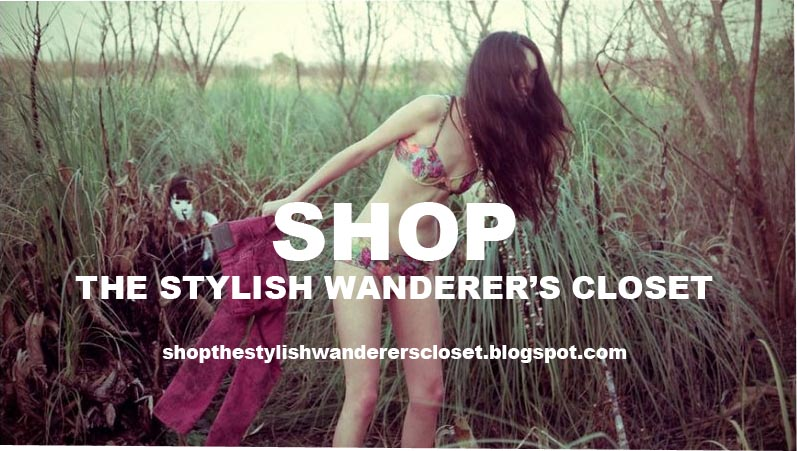 Shop The Stylish Wanderer's Closet