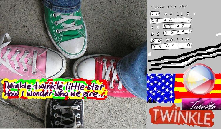 TWINKLE TWINKLE  little BIG star