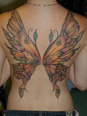 tatuajes organicos. galeria de tatuajes de angeles. Galería de diseños de tatuaje: May 2010
