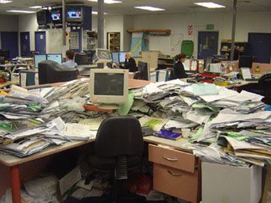 NOT my office