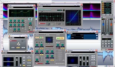 Free Audio Mastering Plugins