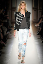 balmain- spring 2009 ready to wear