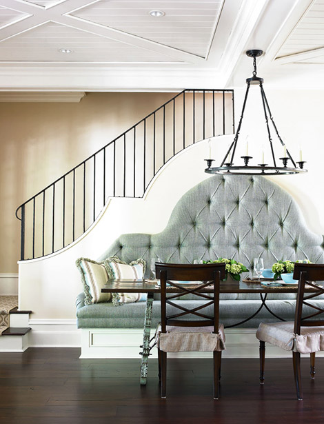 By Owner And Interior Designer Amy Bergman Brought In Architect Linda MacArthur To Design The Structure Of This Stunning Home That She Shares With