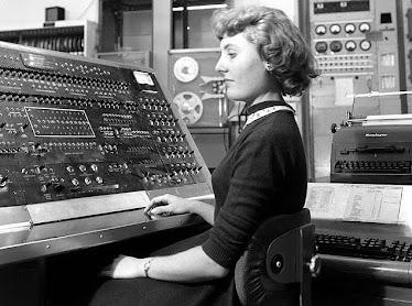 O primeiro computador comercial - UNIVAC