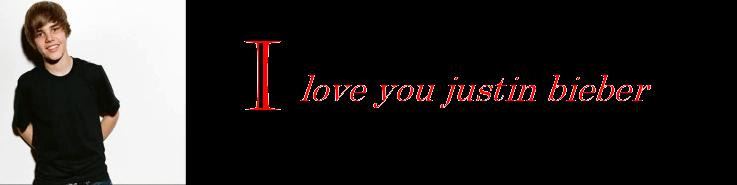 iloveyoujustinbieber