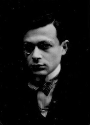 Photo Musical Group: Tristan Tzara photo pic