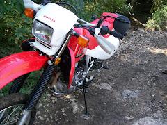 Honda 650 Enduro