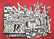 Fernand Léger (1881-1955).)