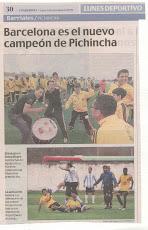 DIARIO EL COMERCIO - 3 / XI / 09