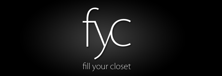 FYC - Fill Your Closet