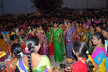 BATHUKAMMA FESTIVAL IN MY WARANGAL DISTRICT