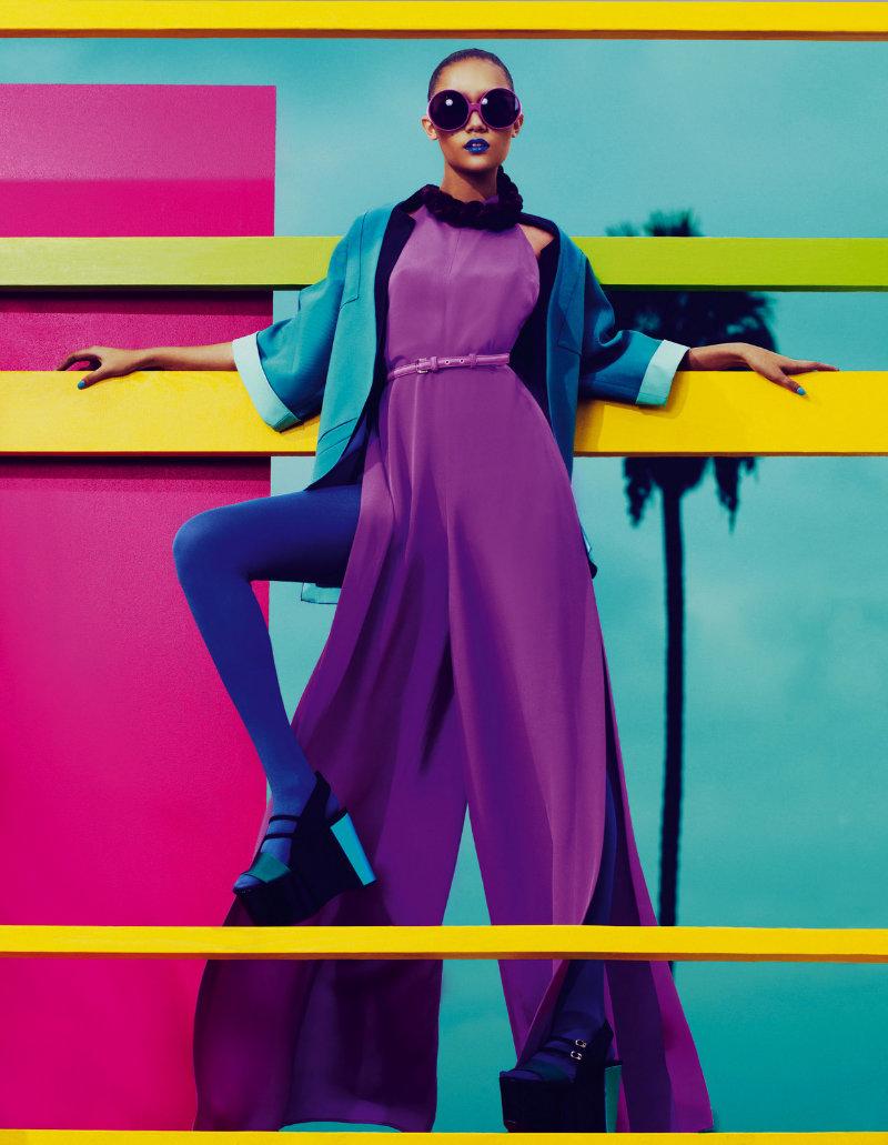 Fashion trend color blocking 24