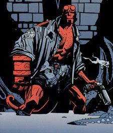 Hellboy - Semilla de Destrucción