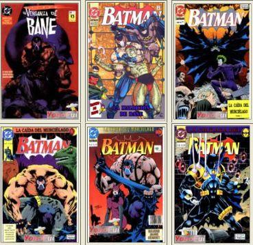 Batman : La Caída del Murciélago