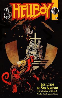Hellboy - Los Lobos de San Augusto