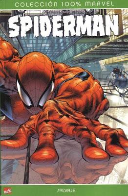 Spiderman - Salvaje