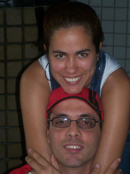 Eu e Manuela (Esposa)
