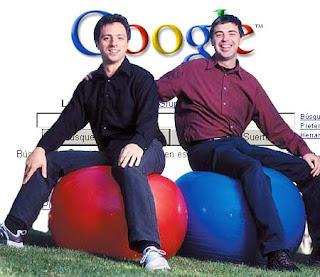 Larry Page y Sergey Brin