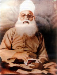 Zauqi Shah Saheb (A very rare image)