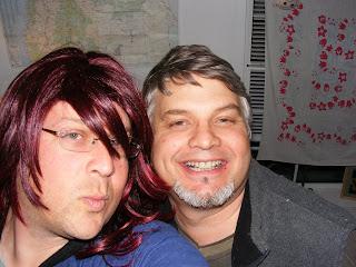 Douglas and Greg