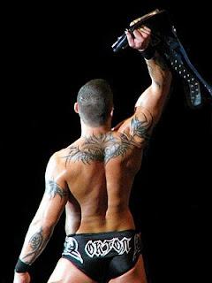 Randy Orton Tattoo Quote